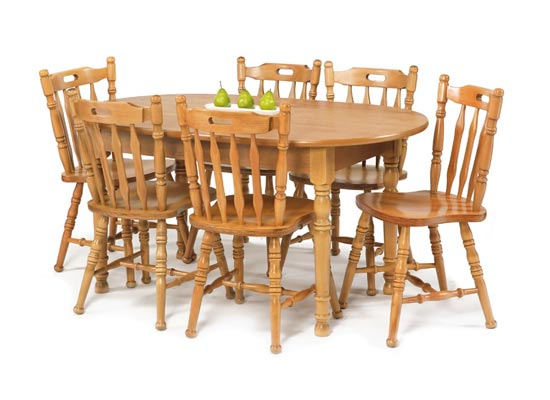 Sissinghurst Dining Table and Chairs