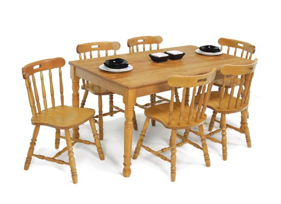 Sutton Dining Table and Chairs