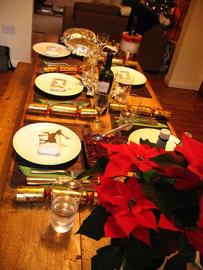 The Perfect Christmas Dinner Party Checklist Frances Hunt