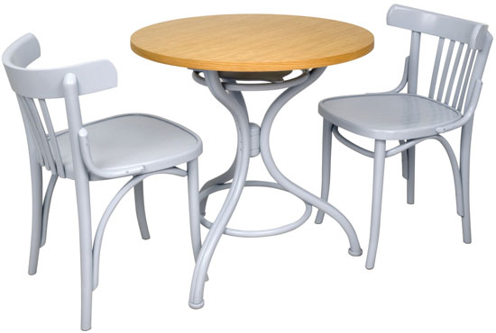 Maya kitchen table and chairs