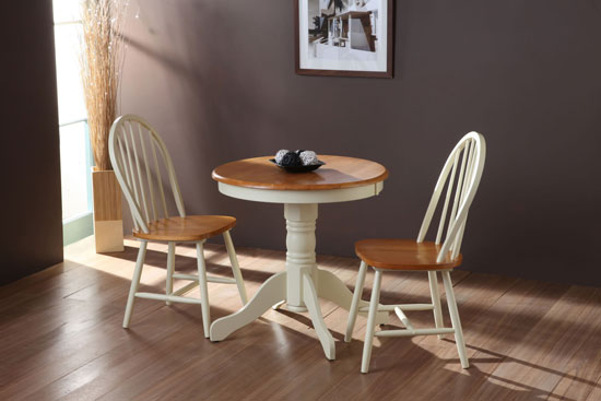 Weald small kitchen table set