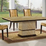 Amida Marble Dining Table