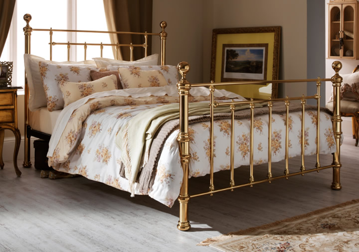 Pick Of The Week Benjamin Brass Metal Bed Frame