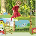 Safari Kids Bedroom Range