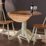 Weald Drop Leaf Table Closed
