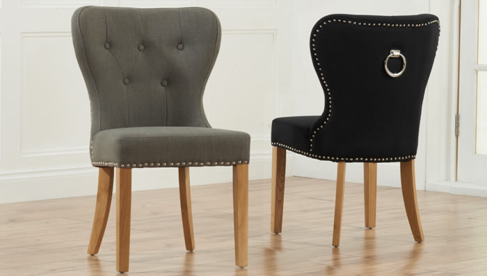 Pick Of The Week Sudbury Upholstered Dining Chairs Frances Hunt - Upholstered dining chairs uk