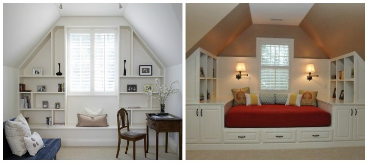 How To Decorate An Attic Bedroom Frances Hunt