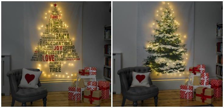 Contemporary Christmas Trees Uk