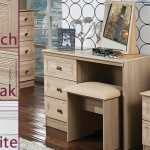 henlow dressing table