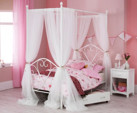 How To Create A Bedroom Fit For A Princess Frances Hunt