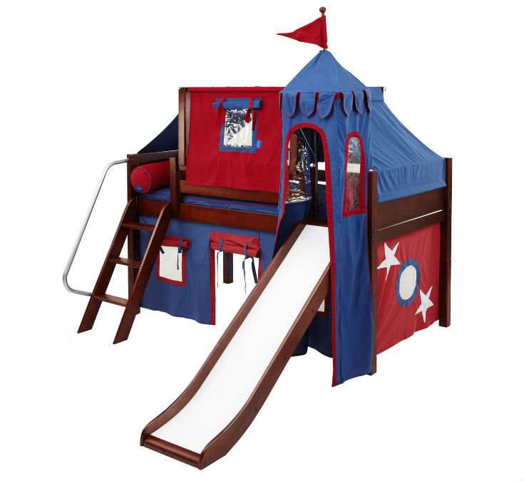 Play Tower Bed