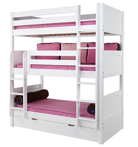 Types Of Bunk Beds And Loft Beds Frances Hunt