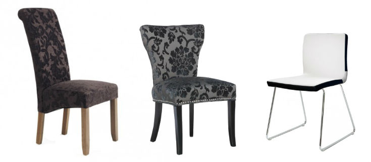 Heights Mismatched Chairs