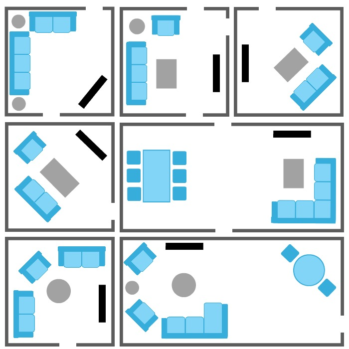 How To Rearrange Your Living Room Furniture Living Room Layout Uk