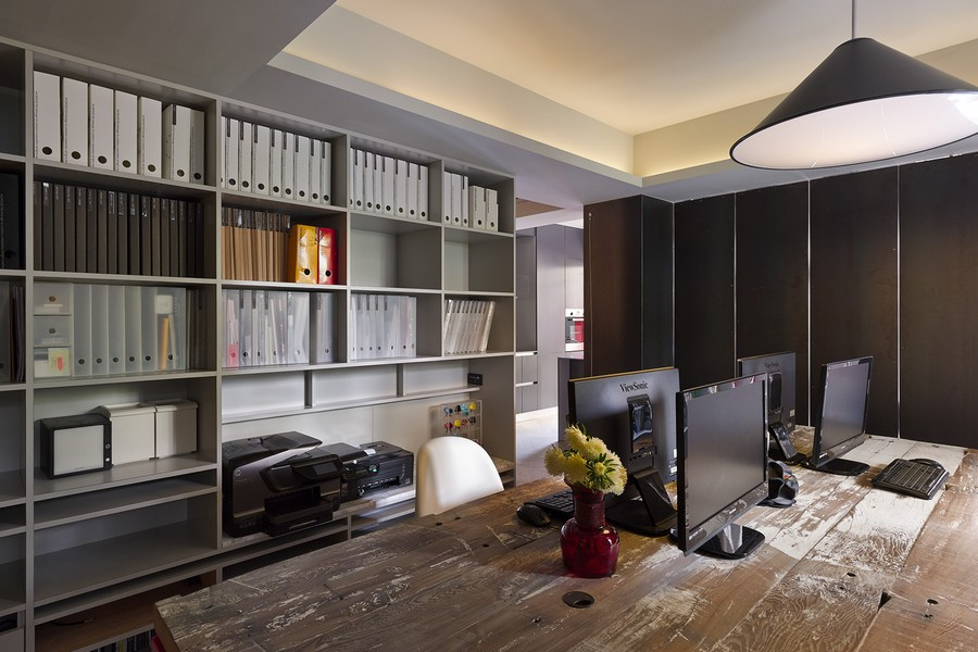 Home Office Storage Space