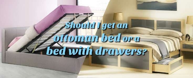 Ottoman Bed vs Storage Bed