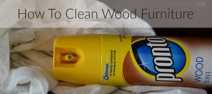 How To Clean Wood Furniture Frances Hunt