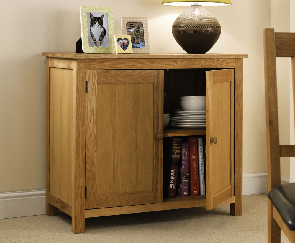 Oak Sideboard for Dining Room Storage