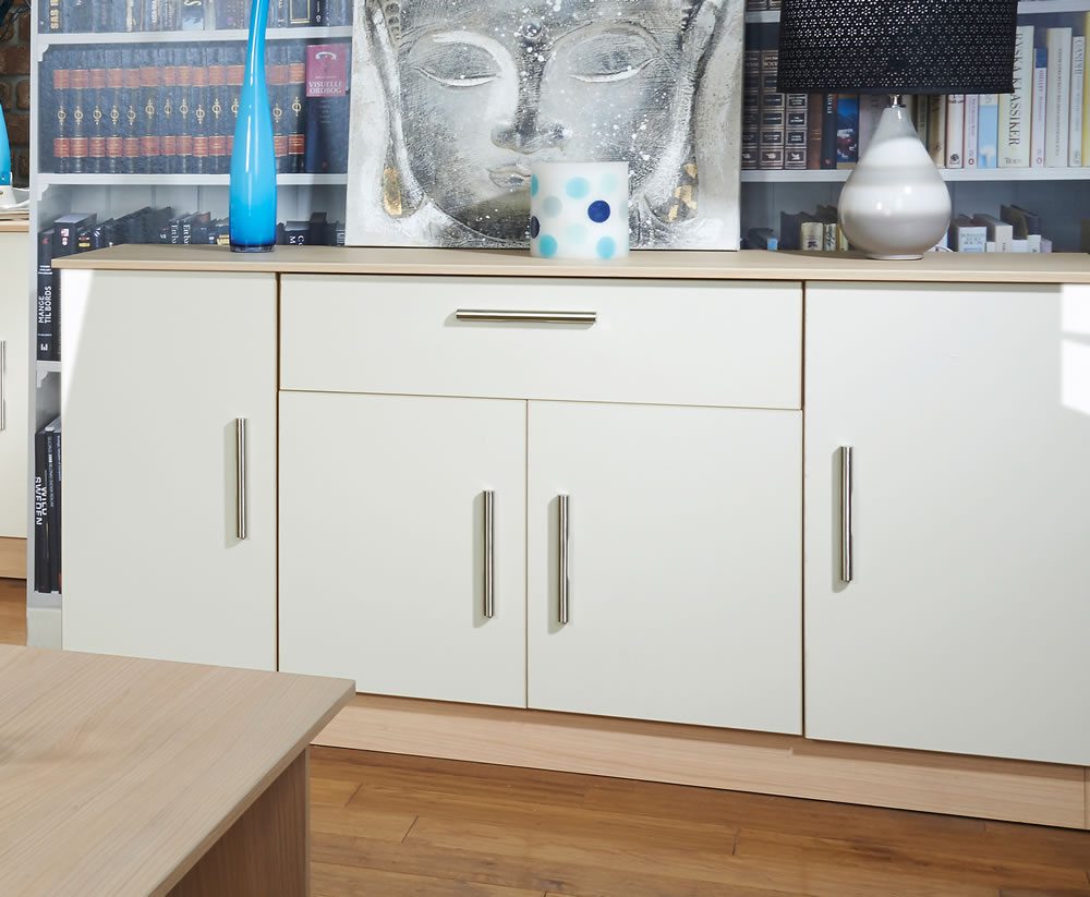 Serene Sideboard Style