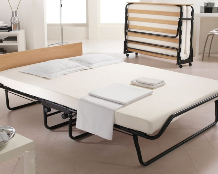 Cookham 4ft Folding Guest Bed