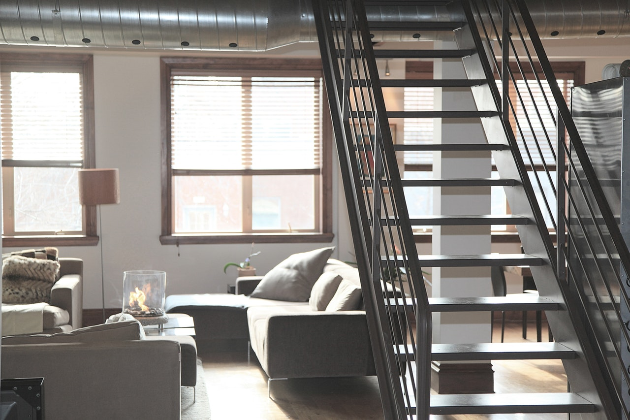 Decorating an American Loft-Style Home - Frances Hunt